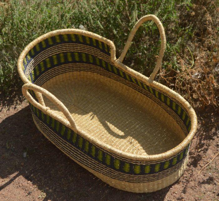 Baby Moses Baskets Crib Handmade