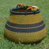 large pot bolga basket - bolga pot baskets