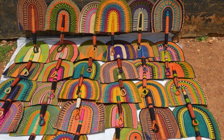 bolga baskets fans handmade fans straw fans colored wholesale bolga fans bolga baskets