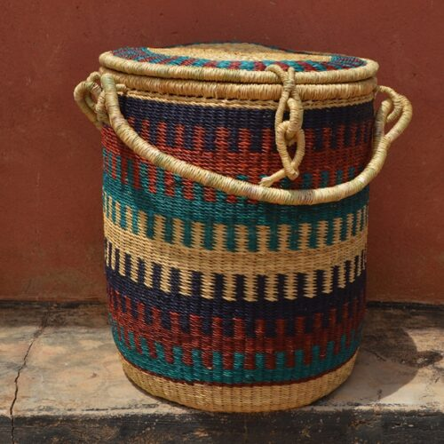 bolga baskets laundry basket bolga laundry basket wholesale ghana handmade storage basket bolga basket