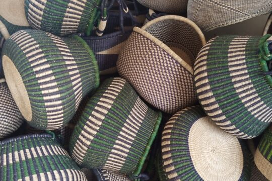 bolga baskets bolga baskets whoelsale african baskets ghana baskets