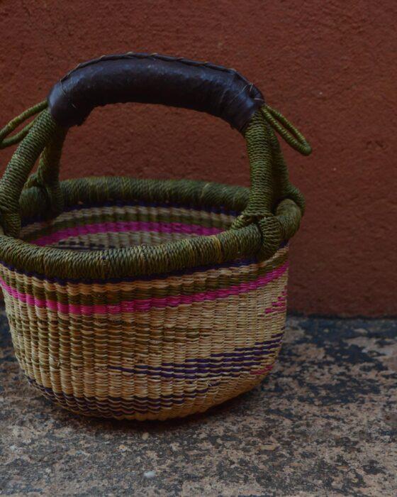 baskets-bolga-baskets-korb-olive basket
