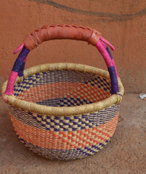 small-baskets-pink-bolga-basket-blue-kids-baskets